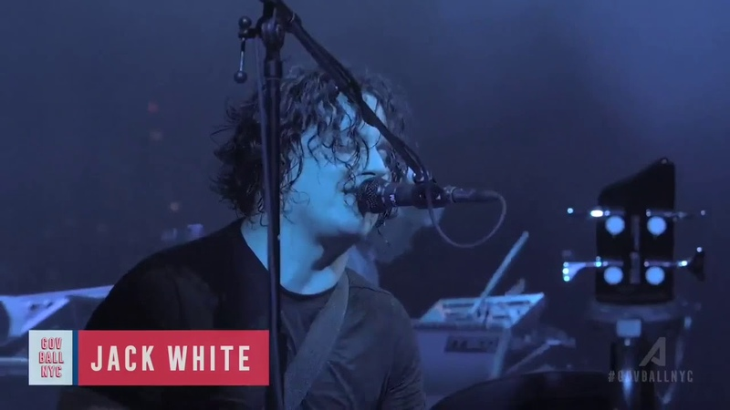 """Jack White-""""Everything You've Ever Learned""""-Governor's Ball-6/1/2018- New York"""