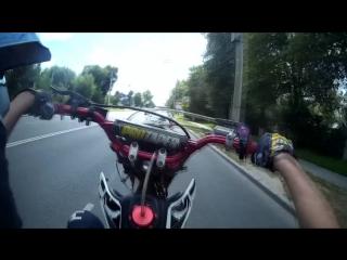 stunt in Orel
