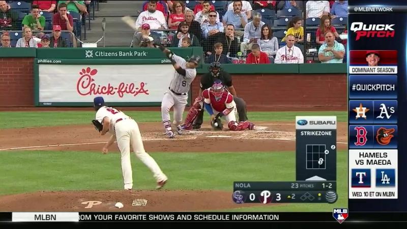 MLB Quick Pitch 13.06.18