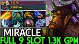 Miracle- Alchemist Madness Monster Full 9 Slot 1.3K GPM 7.20 Dota 2