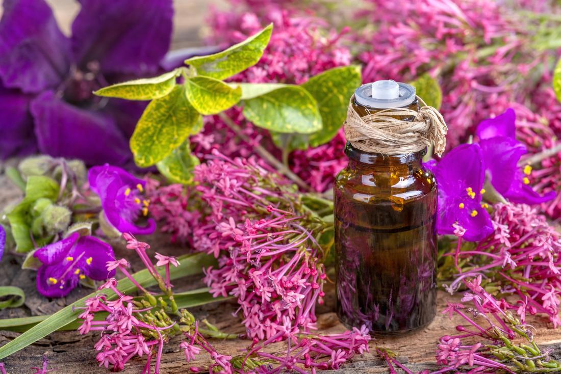 Каковы различные типы эфирного масла шалфея?