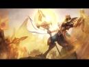 Azir, the Emperor of the Sands _ Login Screen - League of Legends