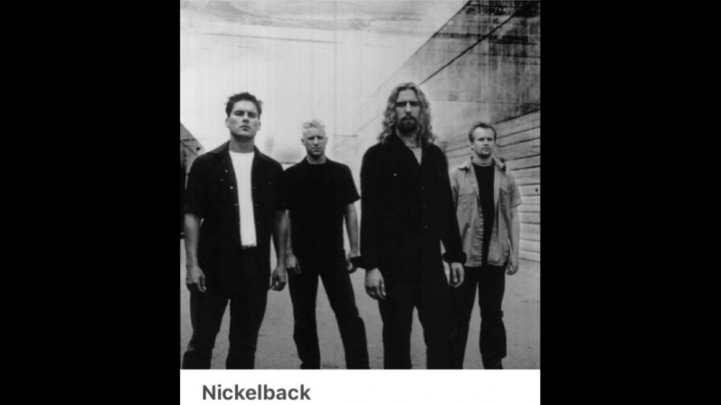 Nickelback - For The River [Audio]