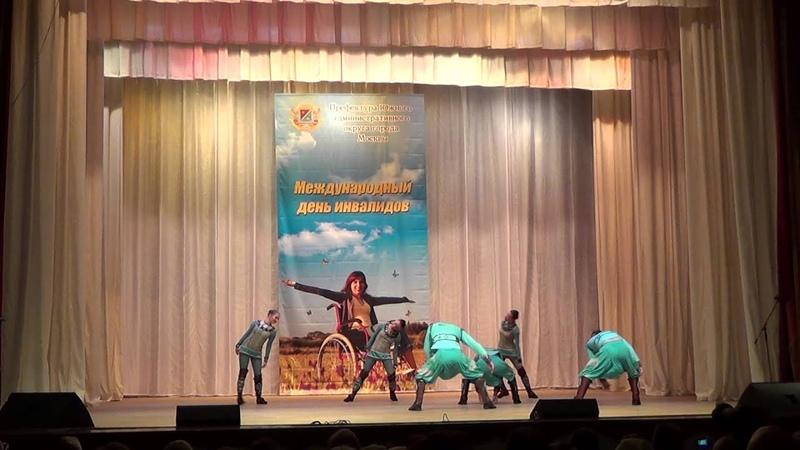 Фолк-группа ЯR-марка (Даха Браха.Танец)