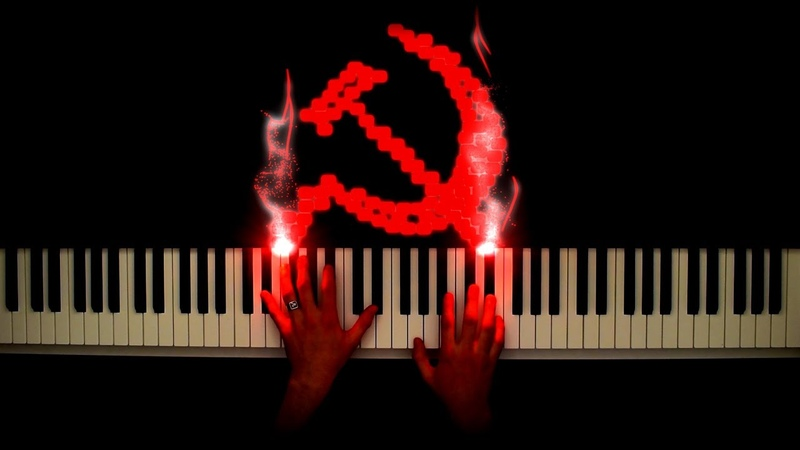 In SOVIET RUSSIA Piano SHOOTS COMMUNISM!