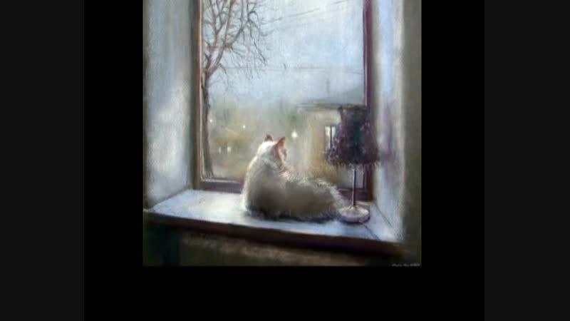 Егоров О.Б. кошка (озвучка стихов Артель авторов)