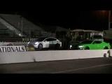 Drag Racing a Tesla Model 3!!!!!!!!!!!!!!!