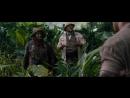 Знакомство с аватарами - Джуманджи Зов джунглей 2017 - Момент из фильма