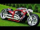 😎 Скандальный Harley-Davidson V-Rod - КАСТОМ 💪!