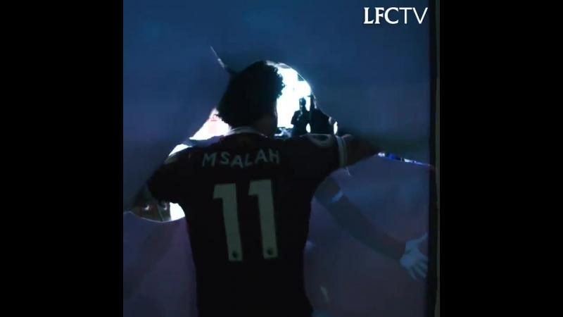 Debut season Mo Salah