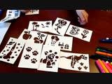Волшебные фломастеры Magic Pens Обзор