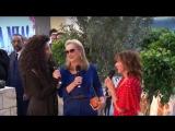 Мерил Стрип и Шер на премьере фильма Mamma Mia Here we go again