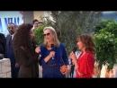 Мерил Стрип и Шер на премьере фильма «Mamma Mia: Here we go again»