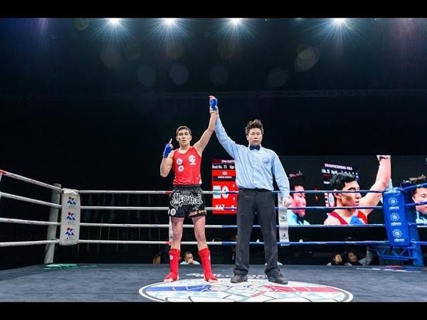 67 kg: Nurtaza Jumakhanov (KAZ) - Murtaza Shamal (AFG). Final.Asia Championship.Macao.2018