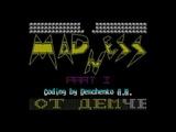 Madness Part 1 - Demchenko A.N #zx spectrum AY Music Demo