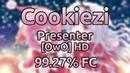 Cookiezi | Aitsuki Nakuru - Presenter [OwO] HD 99.27% FC