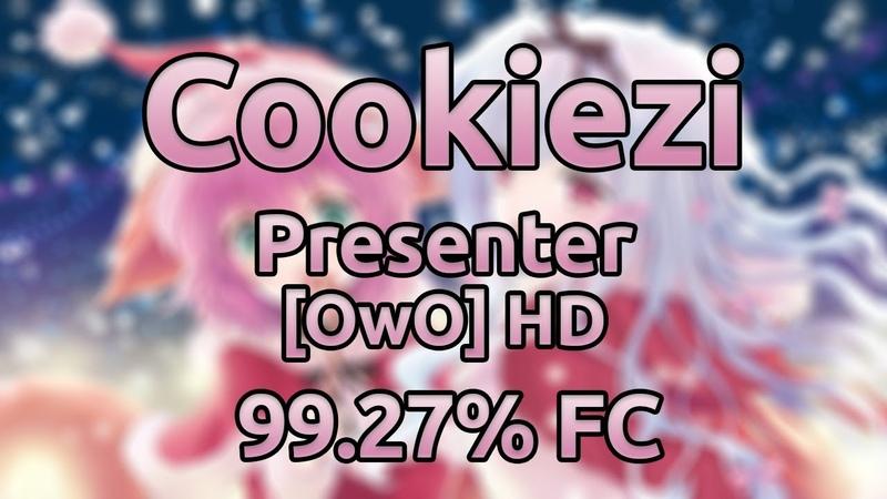 Cookiezi   Aitsuki Nakuru - Presenter [OwO] HD 99.27 FC