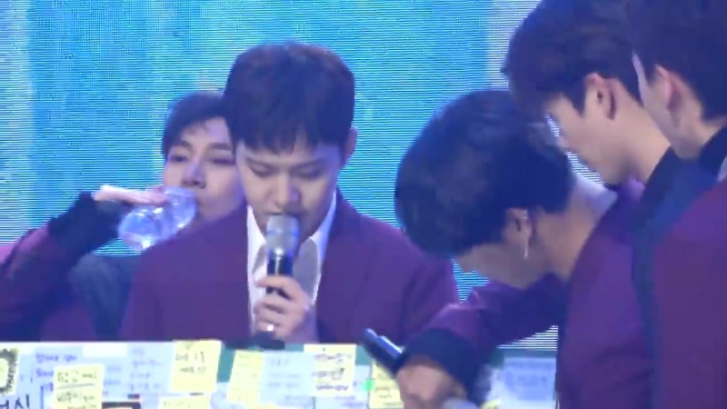 [FANCAM] 15.03.2018: BTOB - Game Segment (Фокус на Чансоба) @ Snow Festival in March