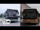 Фактчек DW: Чи справді електробус, зроблений в Україні, через 5 років окупиться? | DW Ukrainian