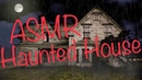 Hounted House horror ASMR for Halloween and dreaming with thunder, rain and howling wind