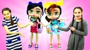 Куклы Boxy Girls Одевалки наряды и сюрпризы в коробочках