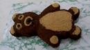Медовый торт с кремом вареной сгущенкой Balli tort 🐼 Мишка медовик 🐼şirniyatlar şirniyatların