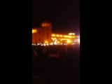 Серж Танкян и Пашинян. Митинг, Ереван 07.05.2018