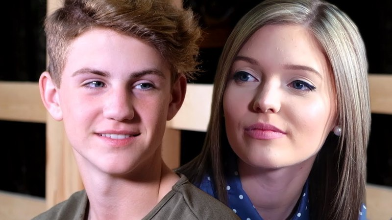 BMUSICAL - Right In Front Of You (Acoustic) MattyBRaps x Kaycee Hines