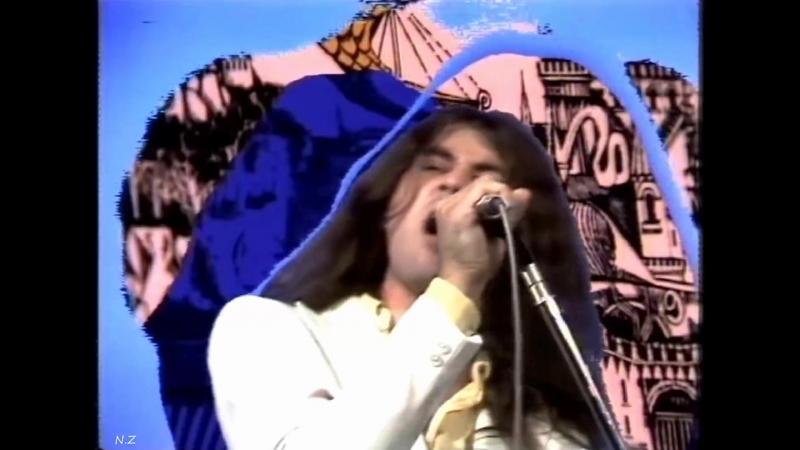 Deep Purple Highway Star 1972 Video HQ