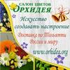 """Доставка цветов Тольятти. СЦ """"Орхидея"""""""