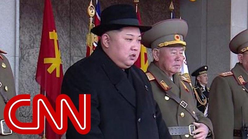 North Korea shakes up its military leadership
