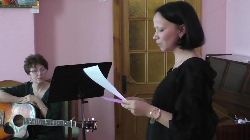 Вечер Елены Касьян в Колпино 12 мая 2018 года