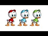 Первое видео кто-то волнуется,кто-то самоуверен,а я думою сколько таких же двинутых на DuckTales как и я