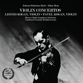 Johann Sebastian Bach альбом Bach & Berg: Violin Concertos