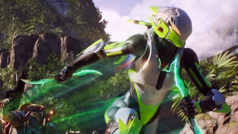 Anthem - Ski-Fi Action-MMO от BioWare. Запуск на ПК, Xbox One и PS4 22 февраля 2019 | MMORPG