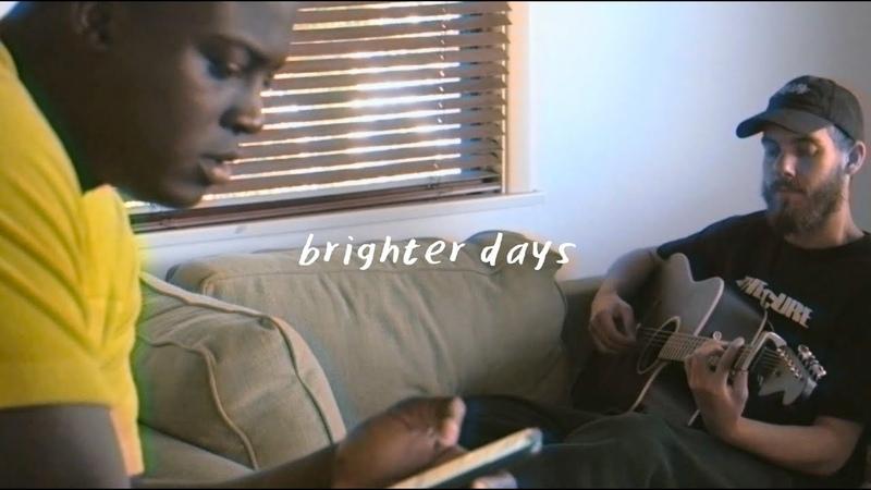 San Holo - brighter days (ft. Bipolar Sunshine) [Official Lyric Video]