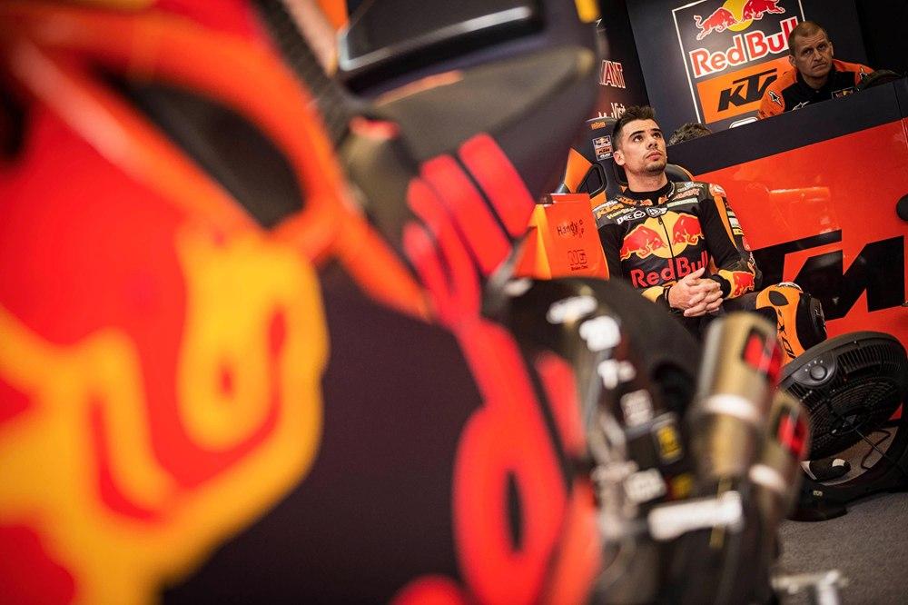 Мигель Оливейра подписал контракт с KTM Tech3 и другие новости KTM