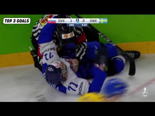 Top Goals of the Day May 12 2018 _ #IIHFWorlds 2018