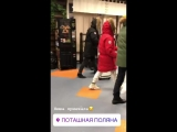 Нюша уже в Альметьевске и остановилась в ГЛК ЯН