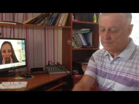 Сет Риггс Николай Кузьмичев, Видео урок по скайпу 19 07 18, упр 1, 3 и 23