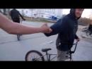 Надымские BMX'еры передают привет Вельским!