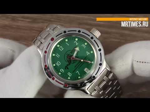 Восток Амфибия 420386 Дайвер. Обзор часов Восток Амфибия от MrTimes.ru