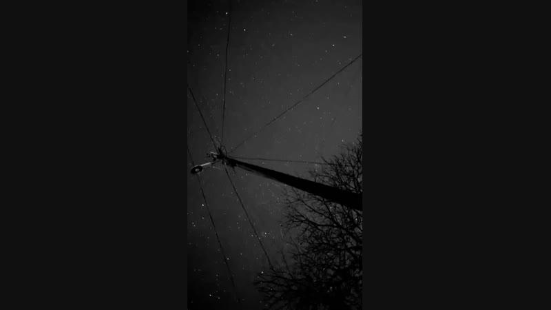 Звёзды. ЧБ