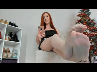Shaye rivers - black mailed by secretary for holiday bonus