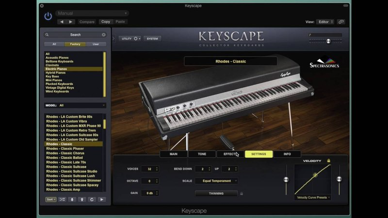 Spectrasonics Keyscape First Impressions by Mike Pensini