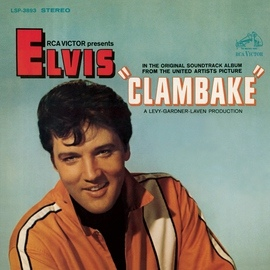 Elvis Presley альбом Clambake