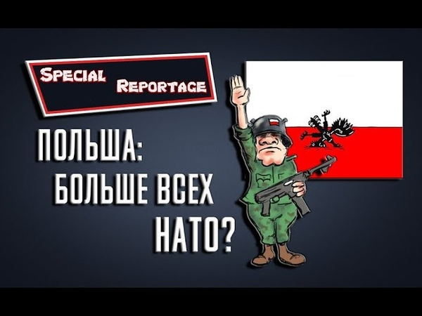 Польша: Больше всех НАТО? | Special Reportage 25.09.2018