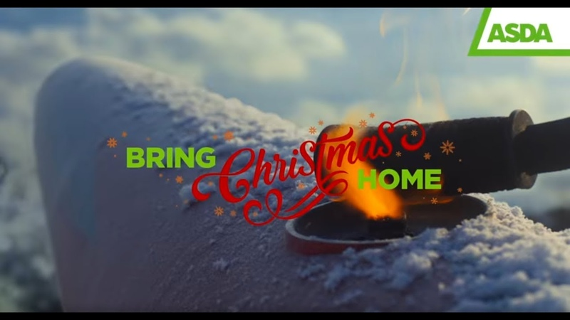 Asda Christmas Advert 2018 - Bring Christmas Home – Full Version