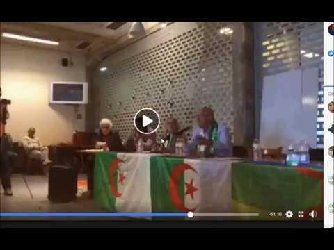 Algérie CRPA les larbins de l'OTAN