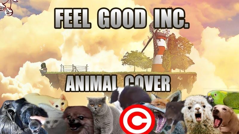 Gorillaz - Feel Good Inc (Animal Cover) [REUPLOAD]